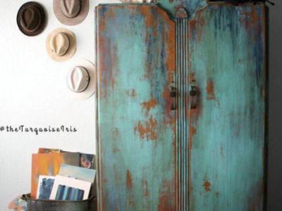 珐蓝邸艺术涂料-锈蚀装饰系列铁锈