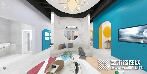 诺莱斯克艺术壁材总部大楼乔迁之喜暨经销商年度盛会即将启幕