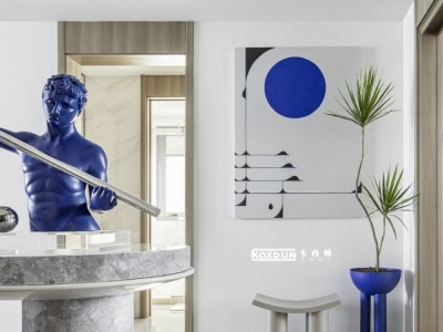 卡西顿艺术壁材米兰洛细沙系列