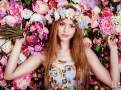 卢克森:春暖花又开,艺术涂料与百花竞艳