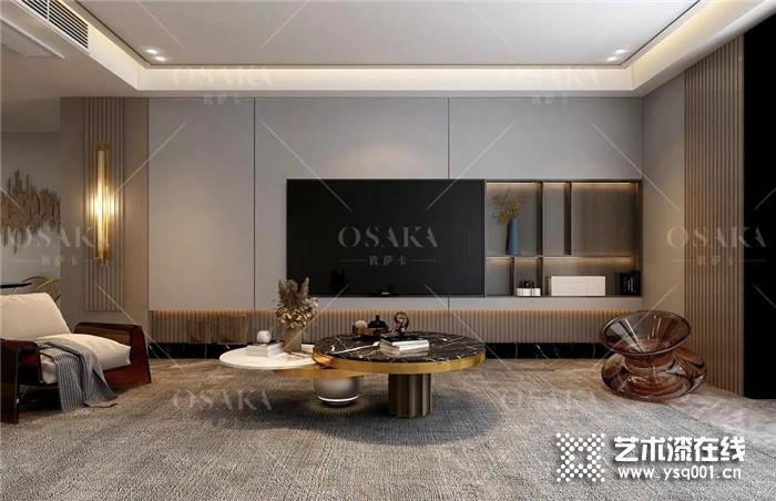 欧萨卡带你观赏2021艺术漆年度流行色!