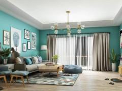 欧萨卡艺术涂料北欧风装修效果图,你家应有的格调