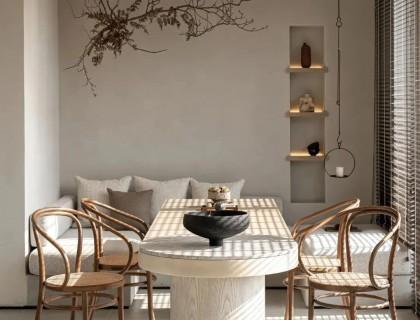 家装新选择 | 海宜家防水耐磨微水泥~轻松打造优雅高级的家
