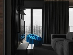 TASSANI ▏低调冷艳的STUKO黑,高级了整
